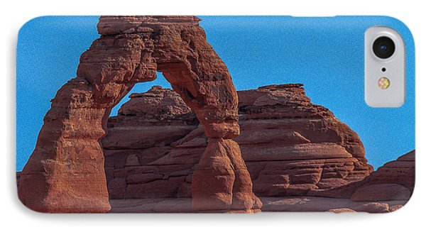 Delicate Arch IPhone Case by Tim Bryan