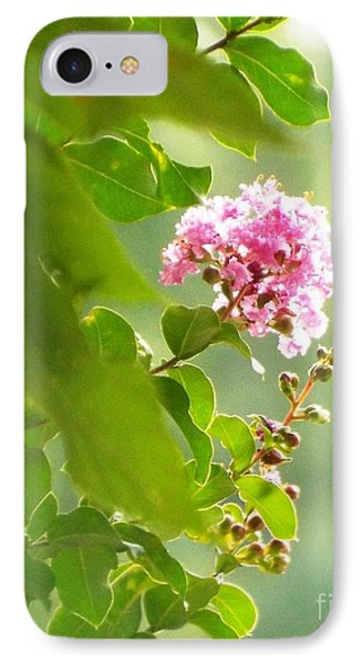 Delicate Blossom IPhone Case