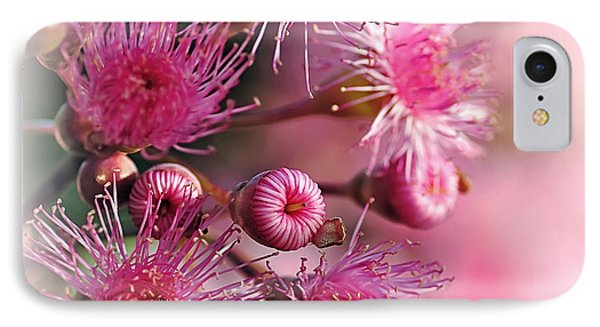 Delicate Buds And Blossoms Phone Case by Kaye Menner