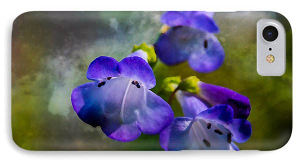 Delicate Garden Beauty IPhone Case by Mick Anderson