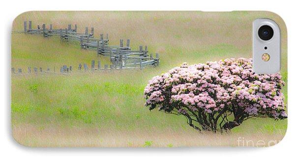 Delicate Meadow - A Tranquil Moments Landscape Phone Case by Dan Carmichael