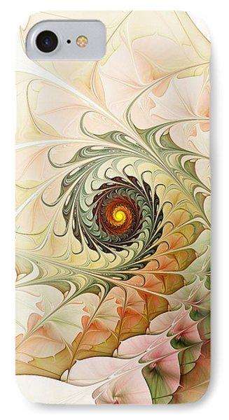 Delicate Wave Phone Case by Anastasiya Malakhova