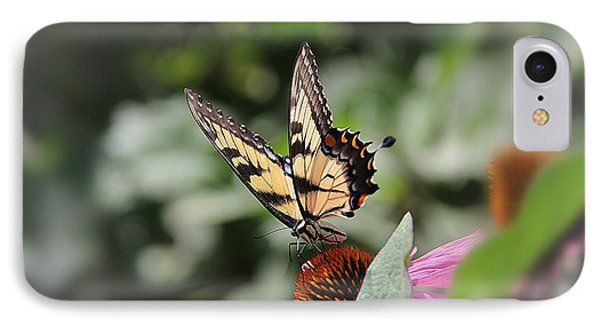 IPhone Case featuring the photograph Delicate Wings by Yumi Johnson
