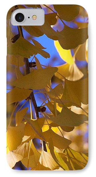Delicate Yellow IPhone Case by Jewels Blake Hamrick