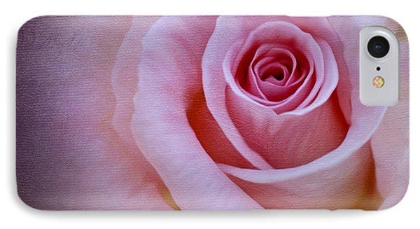 Delicately Pink Phone Case by Ivelina G