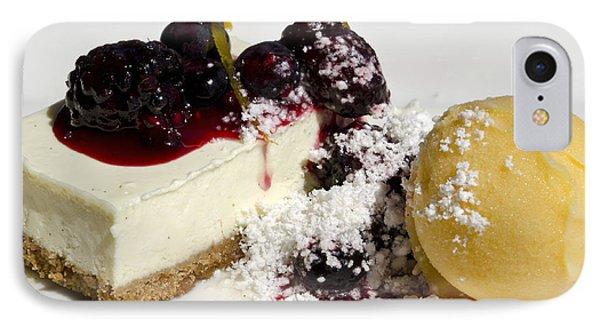 Delicious Dessert Phone Case by Sheldon Kralstein