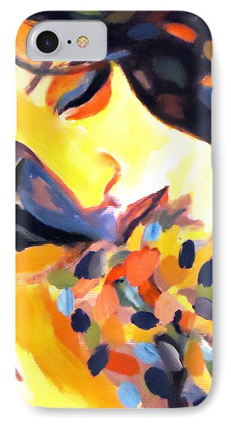 IPhone Case featuring the painting Delight by Helena Wierzbicki