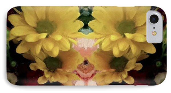 IPhone Case featuring the photograph Delightful Bouquet by Luther Fine Art