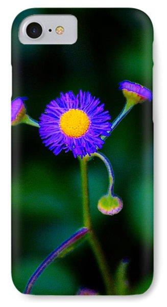 Delightful Flower IPhone Case