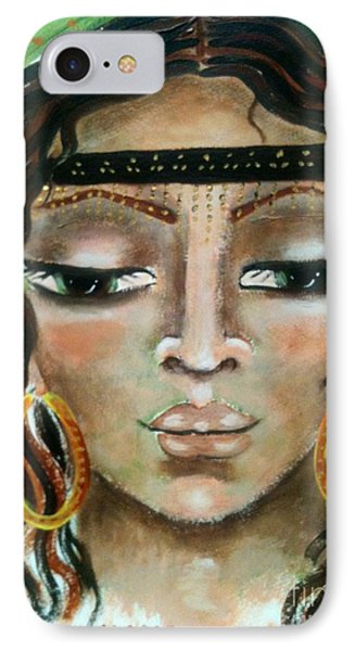 Delilah IPhone Case by Maya Telford