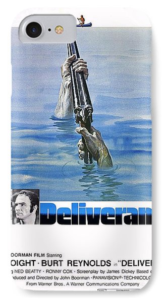 Deliverance Phone Case by Movie Poster Prints