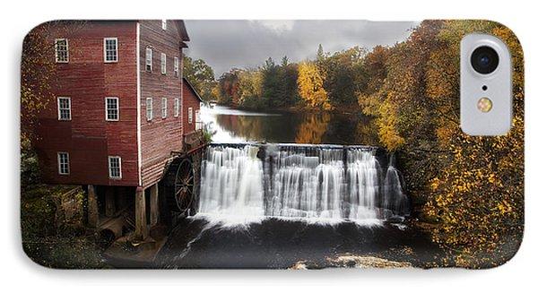 Dells Mill Fall Color IPhone Case