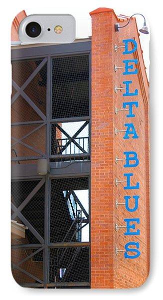 Delta Blues Museum  IPhone Case