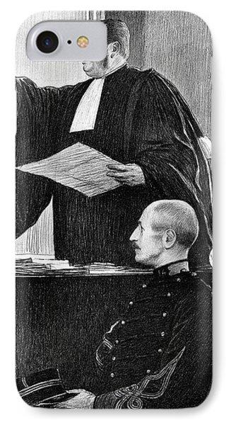 Demange And Dreyfus In Court IPhone Case