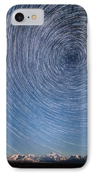 Denali Star Swirls IPhone Case