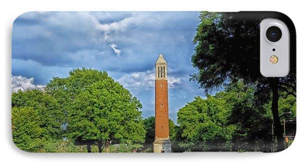 Denny Chimes - University Of Alabama IPhone Case