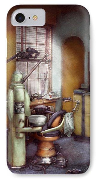Dentist - Dental Office Circa 1940's Phone Case by Mike Savad