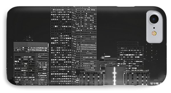 Denver Downtown  IPhone Case by Eric Rundle