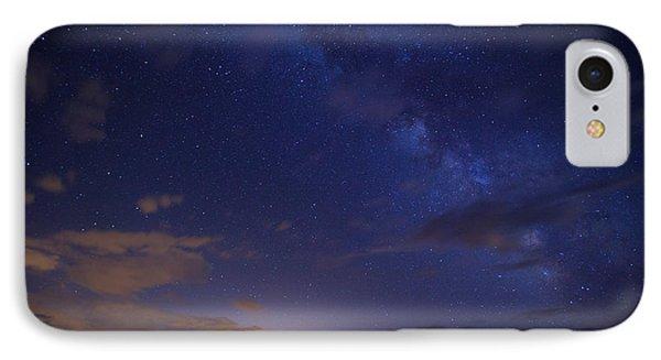 Denver's Milky Way IPhone Case by Darren  White