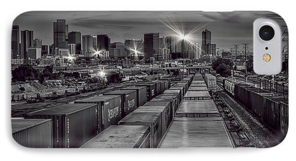 Denver's Underbelly IPhone Case by Kristal Kraft
