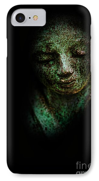 IPhone Case featuring the photograph Depression by Lee Dos Santos