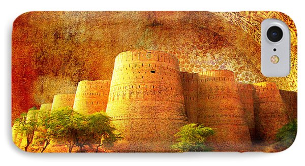 Derawar Fort IPhone Case by Catf