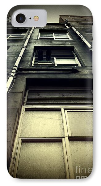 IPhone Case featuring the photograph Derelict Building by Craig B