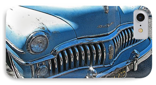 IPhone Case featuring the photograph Derelict Desoto by Samuel Sheats