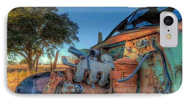 Derelict IPhone Case by Micah Goff