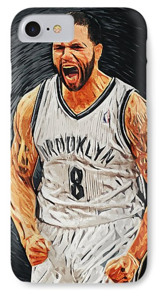 Deron Williams IPhone Case