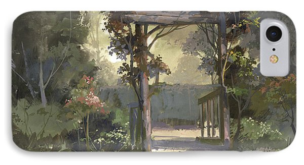 Descanso Gardens IPhone Case
