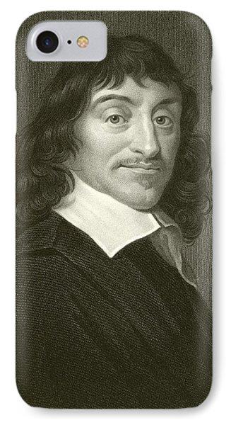 Descartes IPhone Case