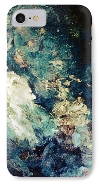 Descensors Phone Case by Kathleen Fowler