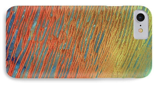 Desert Abstract Phone Case by Jennifer Rondinelli Reilly - Fine Art Photography