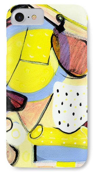 IPhone Case featuring the painting Desert Bloom by Stephen Lucas
