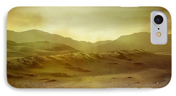 Desert Phone Case by Brett Pfister