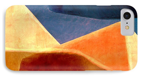 Desert Dunes Number 2 IPhone Case by Carol Leigh
