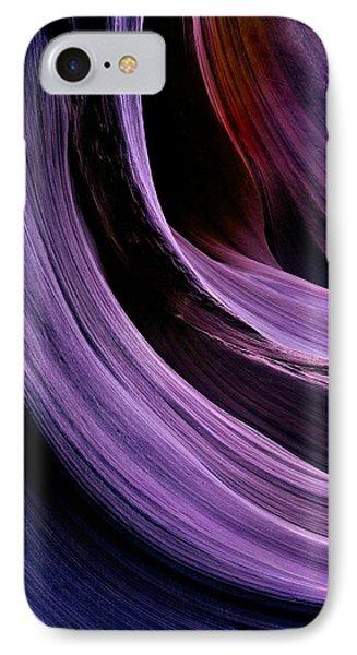 Desert Eclipse IPhone 7 Case by Mike  Dawson
