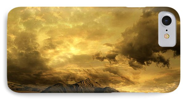 IPhone Case featuring the photograph Desert Evening by Franziskus Pfleghart