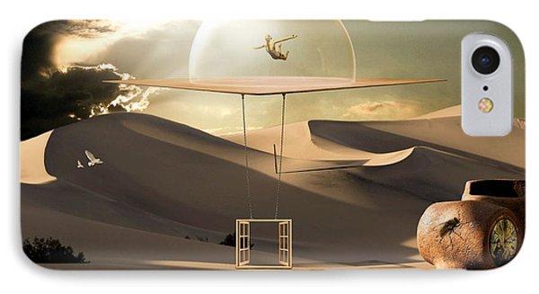 Desert Flight IPhone Case by Franziskus Pfleghart
