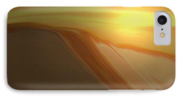 Desert Heat 3 IPhone Case by Jennifer Muller