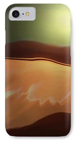 IPhone Case featuring the photograph Desert Heat II by Jennifer Muller