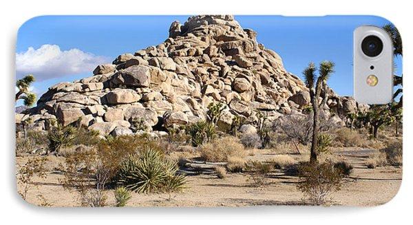 Desert Mound IPhone Case by Barbara Snyder