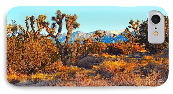 Desert Mountain IPhone Case by Gem S Visionary