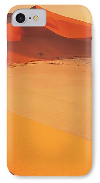 Desert Namibia IPhone Case by Panoramic Images