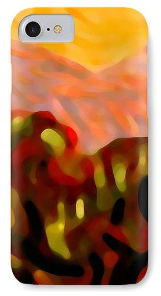Desert Olive Trees Phone Case by Amy Vangsgard