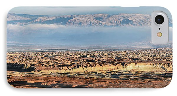 Desert Panorama IPhone Case by Arik Baltinester