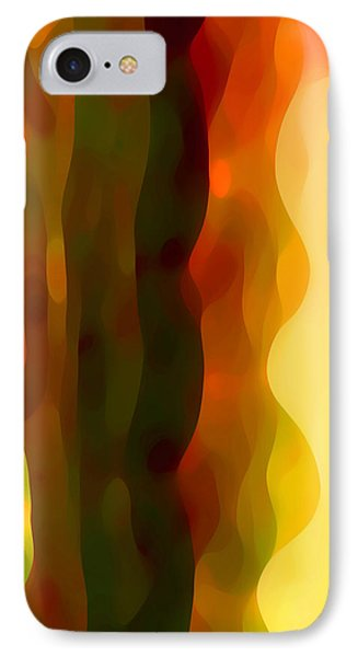 Desert Pattern 4 Phone Case by Amy Vangsgard