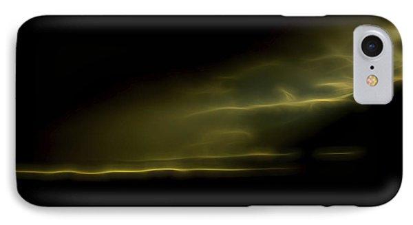 Desert Spotlight IPhone Case