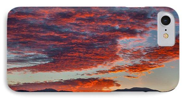 Desert Sunset IPhone Case by Ross Henton